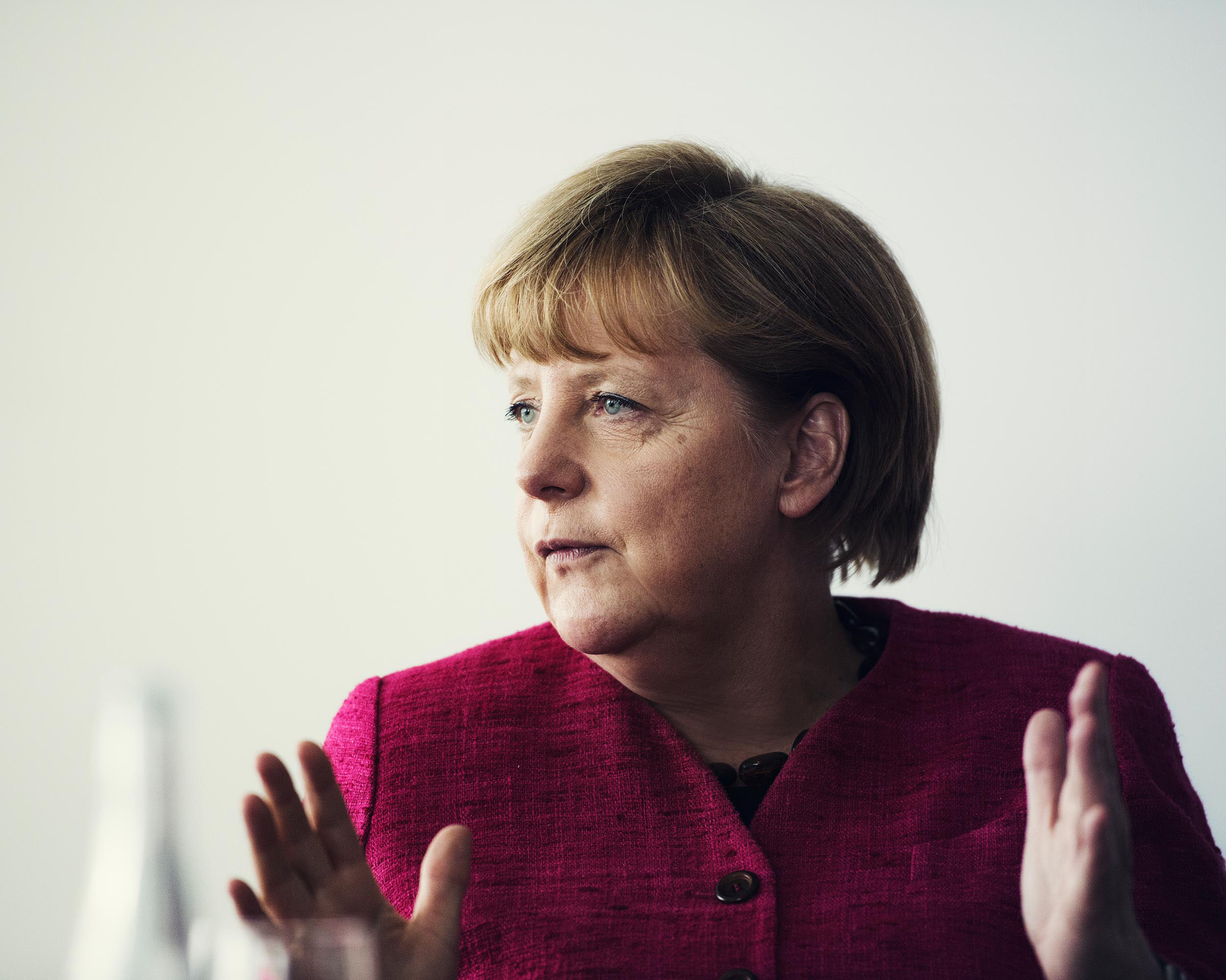 urban zintel photography — angela merkel I