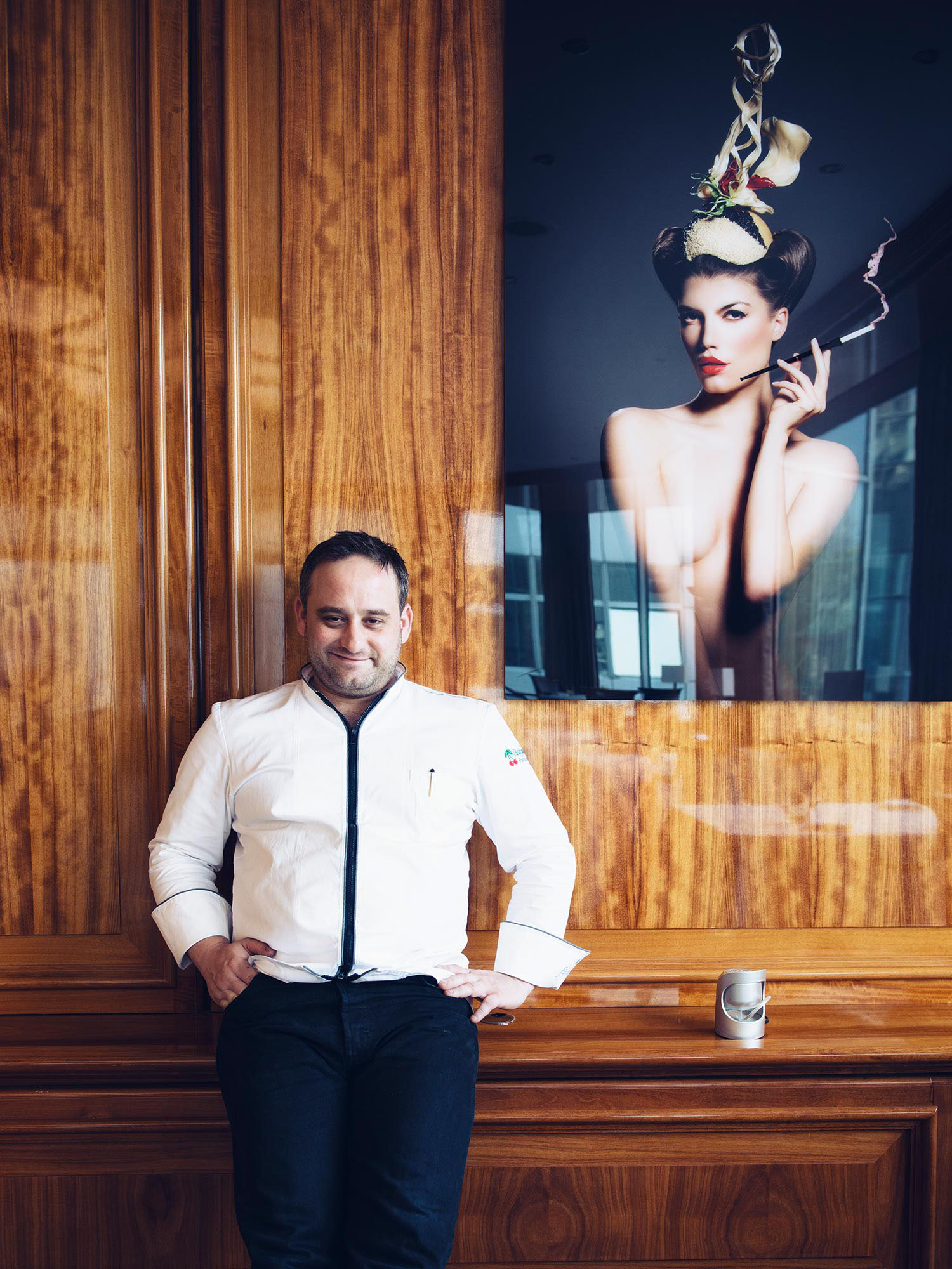 urban zintel photography — berlin's starred chefs