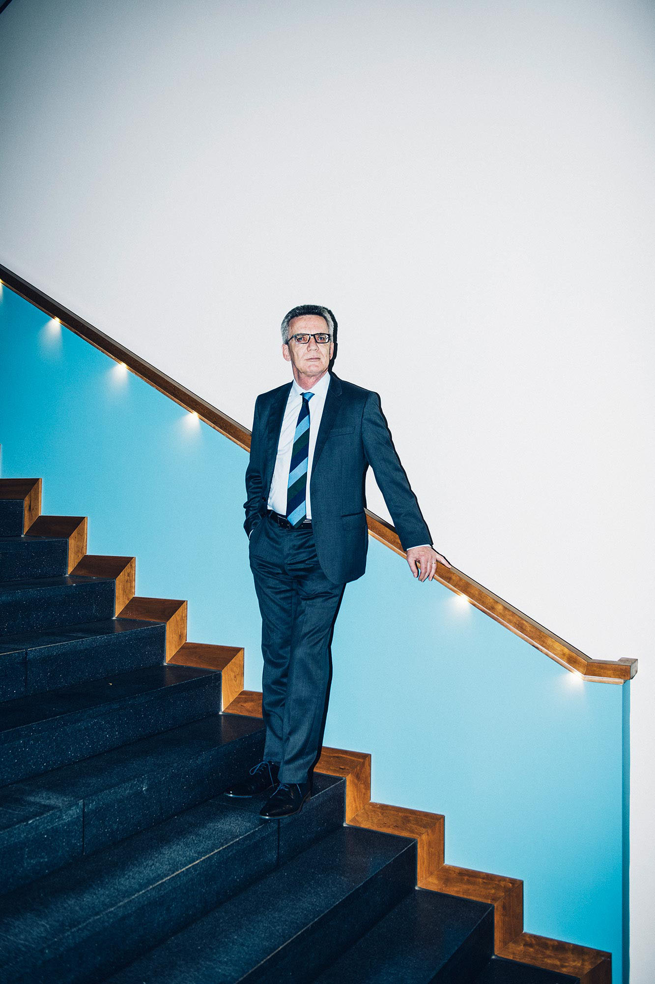 urban zintel photography — thomas de maizière