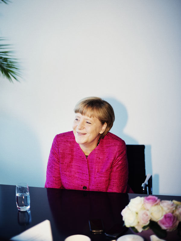 urban zintel photography — angela merkel II